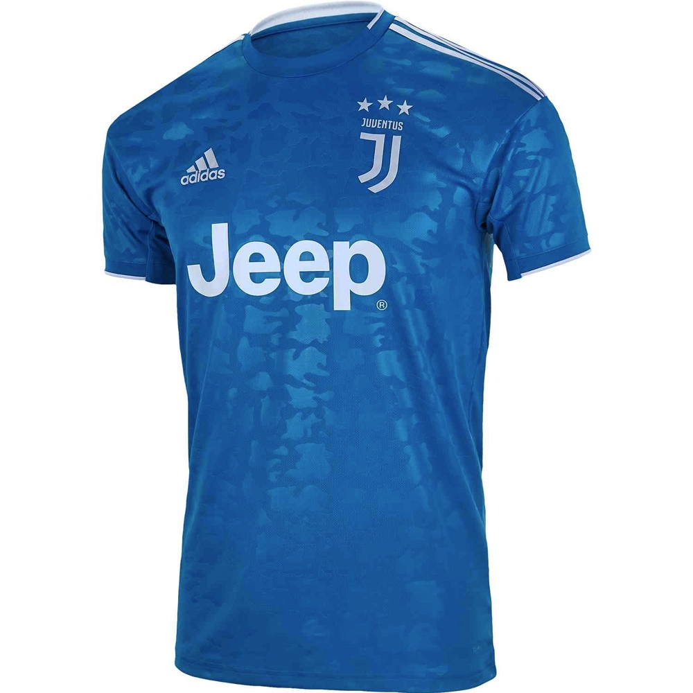 cheap for discount 24416 fd86d Adidas Juventus 'RONALDO 7' Third Jersey '19-'20 (Unity Blue/Aero Blue)