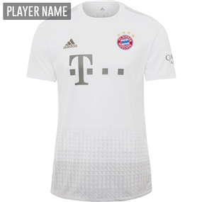 Adidas Bayern Munich Away Jersey '19-'20 (White)