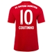 Adidas Bayern Munich 'COUTINHO 10' Home Jersey '19-'20 (FCB True Red)