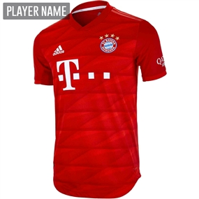 Adidas Bayern Munich Home Authentic Jersey '19-'20 (FCB True Red)