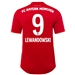 Adidas Bayern Munich 'LEWANDOWSKI 9' Home Authentic Jersey '19-'20 (FCB True Red)