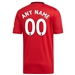 Adidas Manchester United 'CUSTOM' Home Jersey '19-'20 (Real Red)