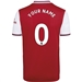 Adidas Arsenal 'CUSTOM' Home Jersey '19-'20 (Scarlet)