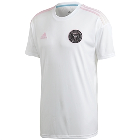 Adidas Inter Miami CF Primary Jersey 2020 (White/Clear Pink)