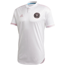 Adidas Inter Miami CF Primary Authentic Jersey 2020 (White/Clear Pink)