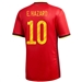 Adidas Belgium 'HAZARD 10' Home Jersey 2020 (Collegiate Red)
