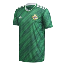 Adidas Northern Ireland Home Jersey 2020 (Team Green)