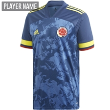 Adidas Colombia Away Jersey 2020 (Night Marine)