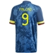 Adidas Colombia 'FALCAO 9' Away Jersey 2020 (Night Marine)