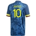 Adidas Colombia 'JAMES 10' Away Jersey 2020 (Night Marine)