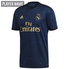 Adidas Real Madrid Away Jersey '19-'20 (Night Indigo)