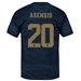 Adidas Real Madrid 'ASENSIO 20' Away Jersey '19-'20 (Night Indigo)