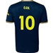 Adidas Arsenal 'OZIL 10' Third Jersey '19-'20 (Collegiate Navy)