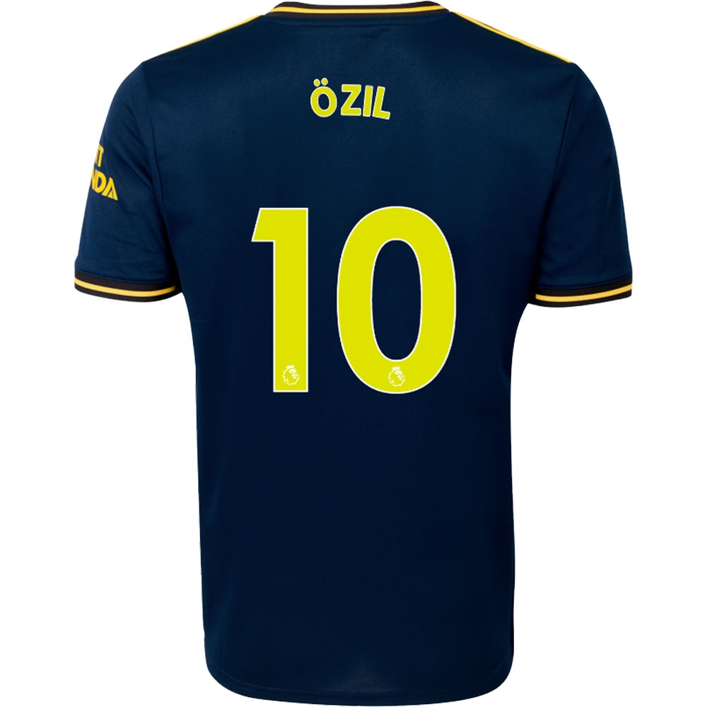 first rate 76f49 dc6c7 Adidas Arsenal 'OZIL 10' Third Jersey '19-'20 (Collegiate Navy)
