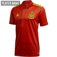 Adidas Spain Home Jersey 2020 (Victory Red)