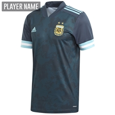 Adidas Argentina Away Jersey 2020 (Midnight)