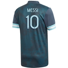 Adidas Argentina 'MESSI 10' Away Jersey 2020 (Midnight)