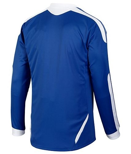Chelsea Long-Sleeve 2011-2012 Home Jersey  c2000719a