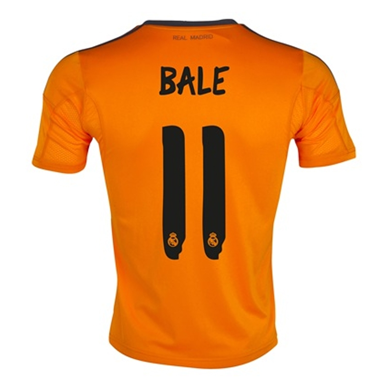 1cd34a782 Adidas Real Madrid  BALE 11  Third  13- 14 Replica Soccer Jersey