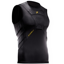 Storelli BodyShield Field Player Sleeveless Undershirt (Black)