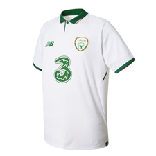New Balance Ireland Away Jersey '17-'18 (White)