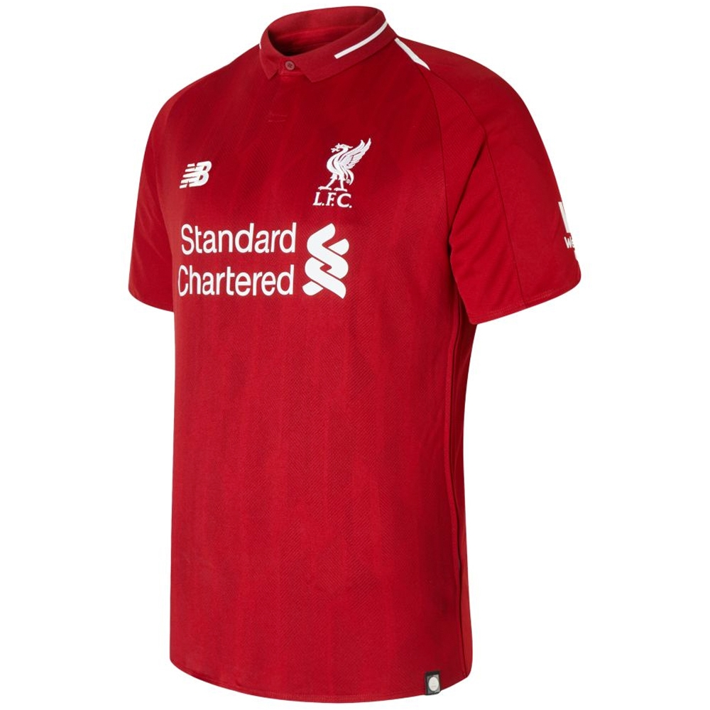 best service ae82a f5c1a New Balance Liverpool 'KEITA 8' Home Jersey '18-'19 (Red Pepper)