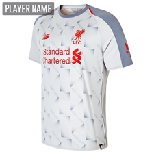 New Balance Liverpool Third Jersey '18-'19 (Grey)
