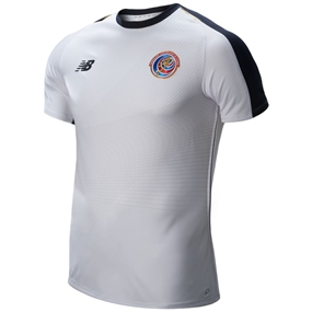 New Balance Costa Rica Away Jersey (White)