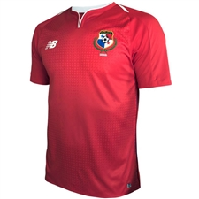 New Balance Panama Home Jersey (Red)