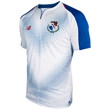 New Balance Panama Away Jersey (White)