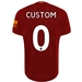 New Balance Liverpool 'CUSTOM' Home Jersey '19-'20 (Red Pepper/White)