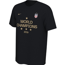 Nike USWNT World Champions 2019 T-Shirt (Black)
