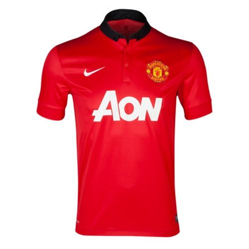 3889f783450 SALE  44.95 - Nike Manchester United Home  13- 14 Replica Soccer ...