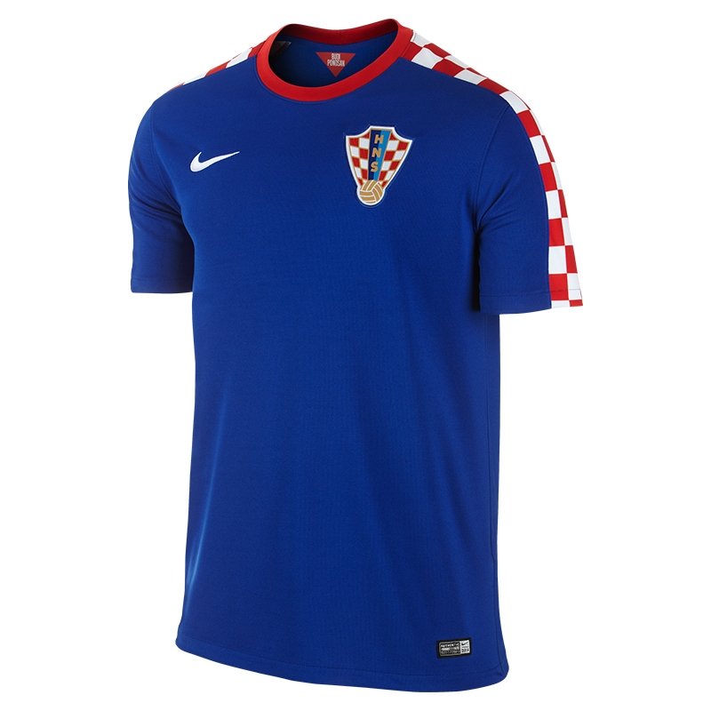 cc24b51411a SALE $44.95 - Nike Croatia 2014 Away Soccer Replica Jersey (Bright ...