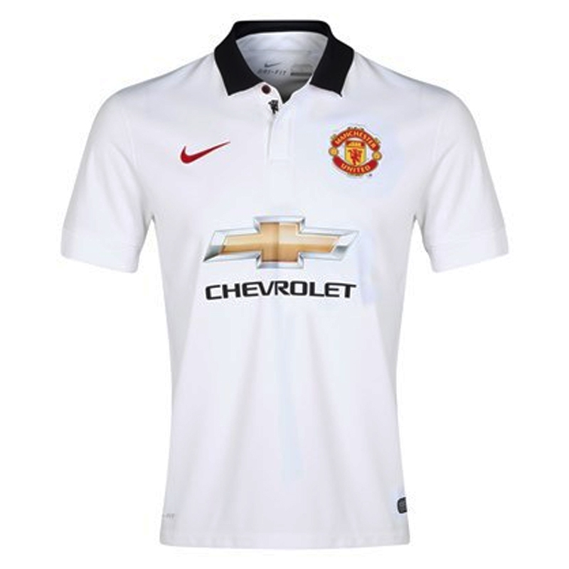 SALE  54.95 - Nike Manchester United Away  14- 15 Replica Soccer ... 238496239