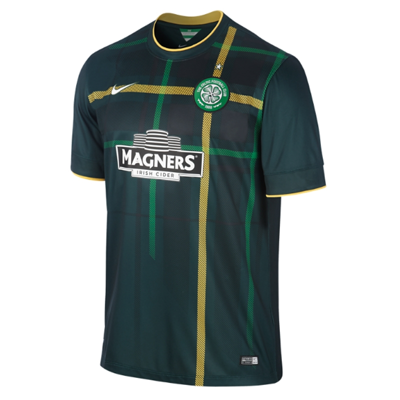 quality design 5c154 5ae99 Nike Celtic FC Away '14-'15 Soccer Jersey (Pro Green/Gold/White)
