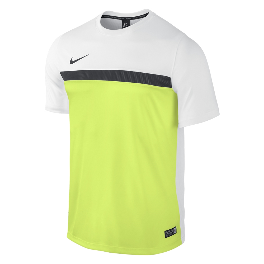 Nike Academy Training Top (White/Volt/Anthracite)