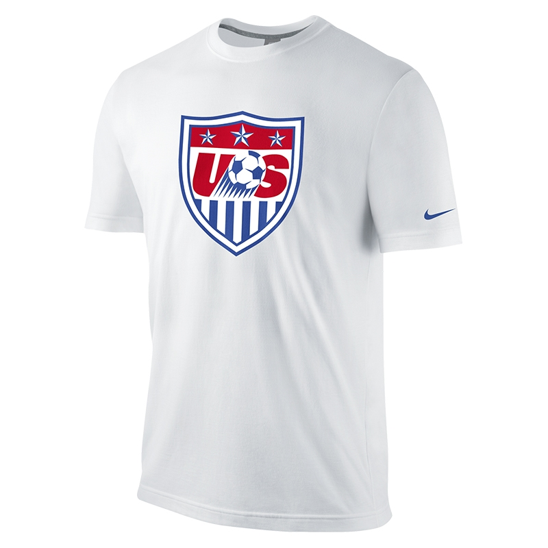 9205fea2ee2  34.99 Add to Cart for Price - Nike USA Core Crest Tee Shirt (White ...