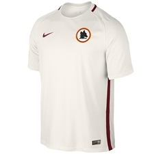 Nike A.S. Roma Away '16-'17 Replica Soccer Jersey (Phantom/Team Red/Team Red)
