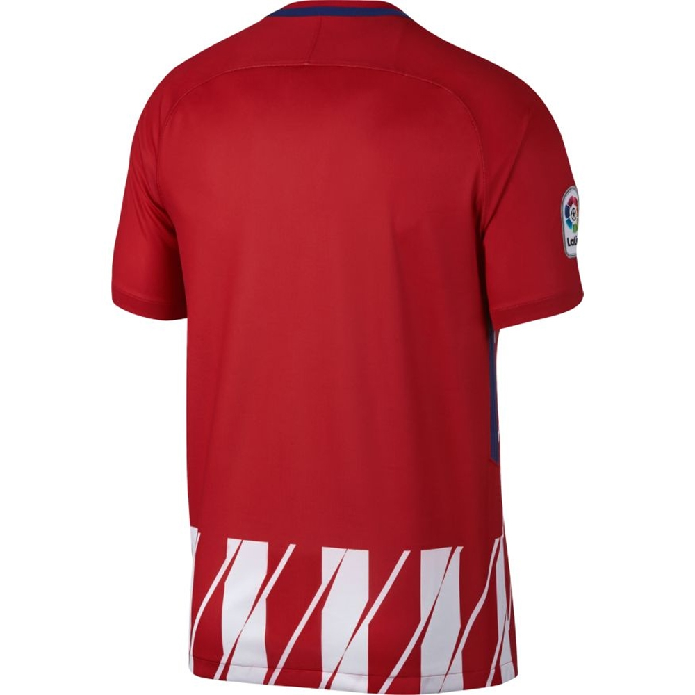42d60daca Nike Atletico Madrid Home  17- 18 Soccer Jersey (Sport Red White ...