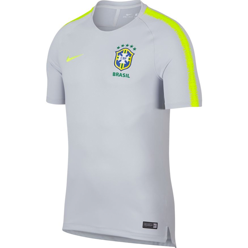 2fa77b823 Nike Men s 2018 FIFA World Cup Brazil Training Top (Pure Platinum ...
