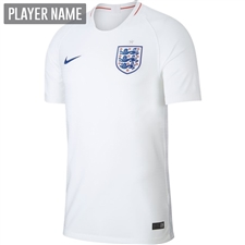 Nike England Home Stadium Jersey '18-'19 (White/Sport Royal)