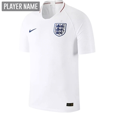 Nike England Home Vapor Match Jersey '18-'19 (White/Sport Royal)