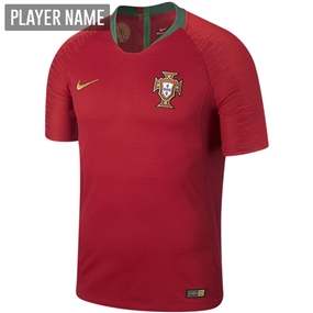 Nike Portugal Home Vapor Match Jersey '18-'19 (Gym Red)