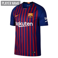 Nike FC Barcelona Home Stadium Jersey '18-'19 (Deep Royal Blue/University Gold)