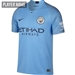 Nike Manchester City Home Stadium Jersey '18-'19 (Field Blue/Midnight Navy)