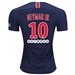 Nike Paris St. Germain 'NEYMAR JR 10' Home Stadium Jersey '18-'19 (Midnight Navy/White)