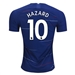 Nike Chelsea 'HAZARD 10' Home Vapor Match Jersey '18-'19 (Rush Blue/White)