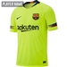 Nike FC Barcelona Away Stadium Jersey '18-'19 (Volt/Deep Royal Blue)