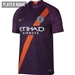 Nike Manchester City Third Stadium Jersey '18-'19 (Night Purple)